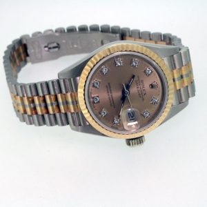Rolex Ladies Tridor (sn-1352)