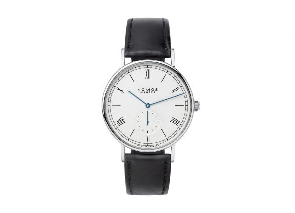 Nomos Ludwig Automatic (ref 251) - showing strap