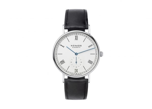 Nomos Ludwig Automatic Date (ref 271) - showing strap