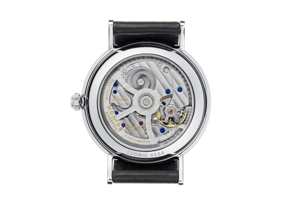 Nomos Ludwig Automatic (ref 251) - back view