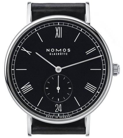 Nomos Ludwig Automatic Anthracite Date (ref 272)