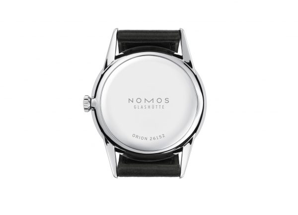 Nomos Orion White (ref 331) - back view