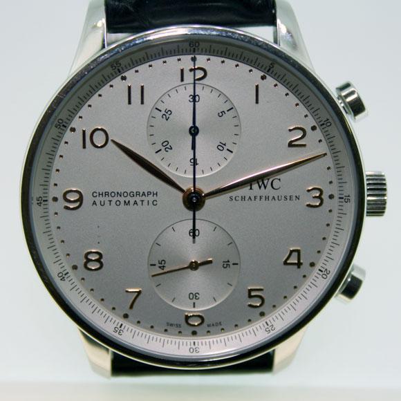 IWC Portuguese Chronograph (SN-1411)