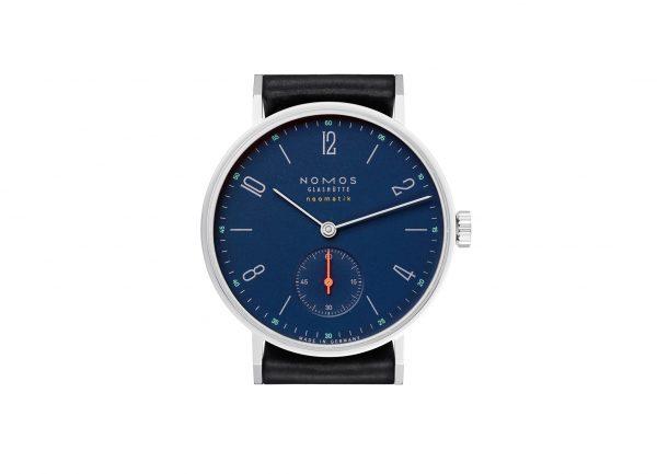 Nomos Tangente Neomatik Midnight Blue (ref 177)